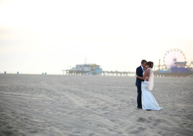 LA Wedding Planner Wayne Gurnick: wedding coordination at Shutters on the Beach