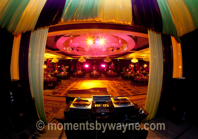 LA Wedding Planner Wayne Gurnick: full service Bat Mitzvah reception design, planning and coordination at Four Seasons Hotel, Westlake Village, Willy Wonka Meets Cirque du Soleil theme
