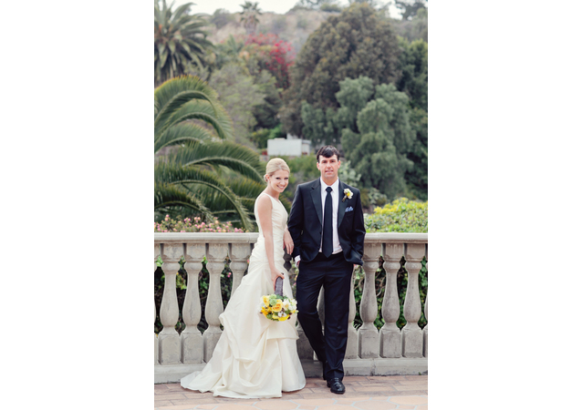 LA Wedding Planner Wayne Gurnick: full service wedding design, planning and coordination for a destination wedding at Bel Air Bay Club in Pacific Palisades, CA