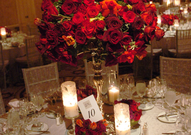 LA Wedding Planner Wayne Gurnick: full service wedding design, planning and coordination at The Four Seasons Hotel