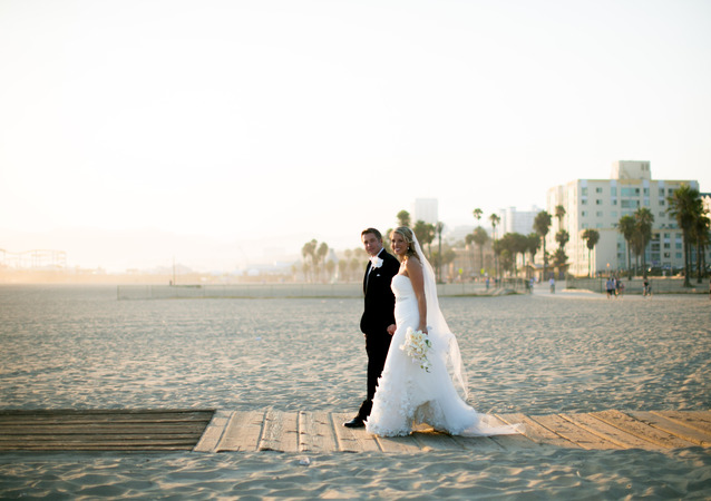 LA Wedding Planner Wayne Gurnick: wedding coordination at Hotel Casa Del Mar
